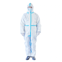 Stock Disposable Medical Protective Clothing